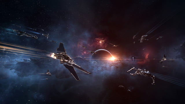 how will free to play players change eve online ascension without logo