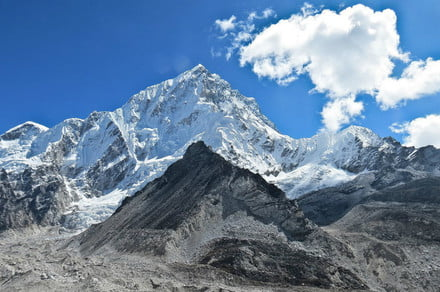 Mount Everest is now home to the world's highest weather station