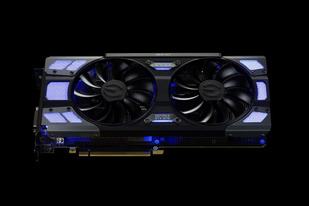 EVGA Goes Quiet and Cool With New GTX 1070 Line | Digital Trends