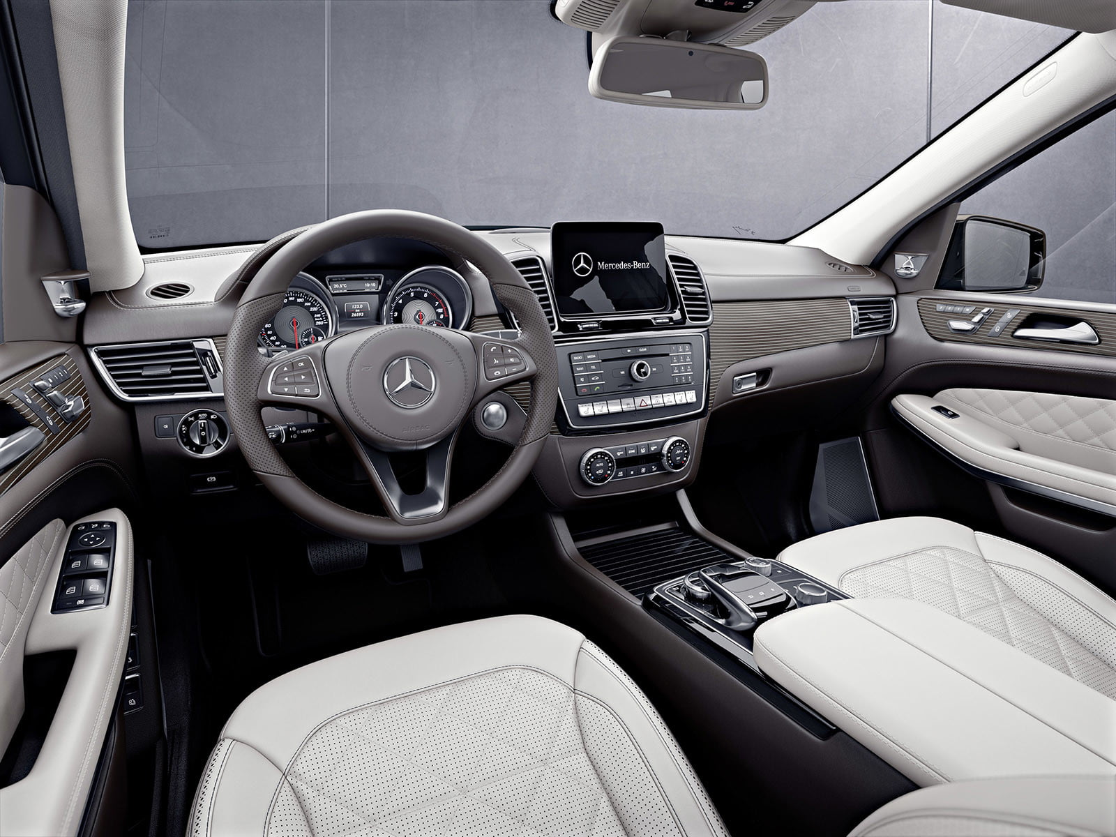 Mercedes Benz Reveals Suave Gls Grand Edition Ahead Of