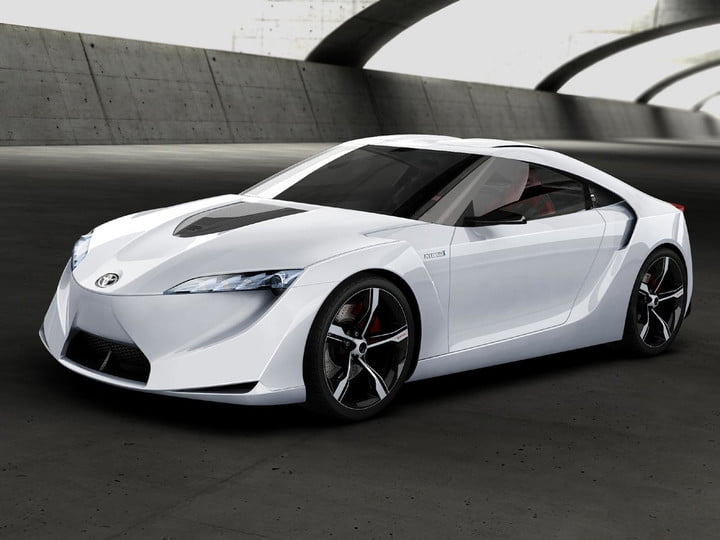 Superbe Will Toyota Unveil A Supra Sports Car Concept At The 2014 Detroit Auto Show  Ft Hs