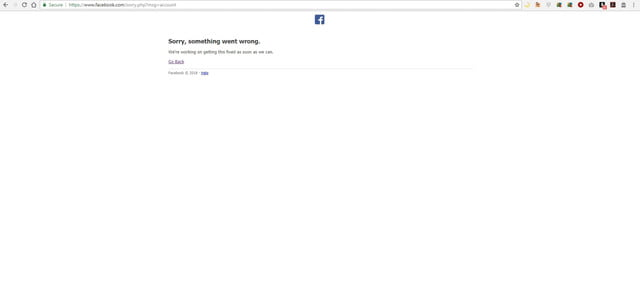 facebook instagram labor day outage down for chris chin sept 2018 2