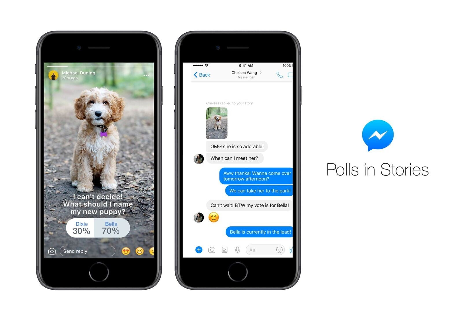 can you save a video from facebook messenger to your iphone