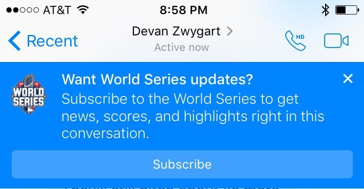 how to find message requests on messenger