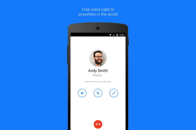 facebook at work chat app free voice