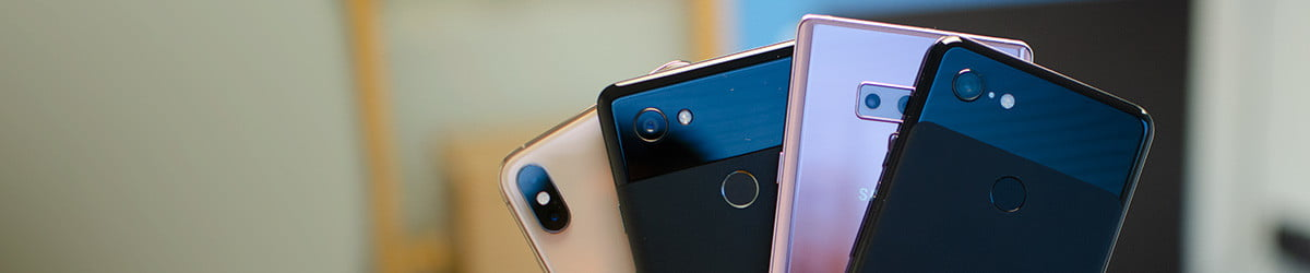 Camera shootout! Testing the latest Pixel, iPhone and Galaxy Note in real life