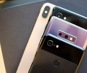 Camera shootout! Testing the latest Pixel, iPhone, and Galaxy Note in real life
