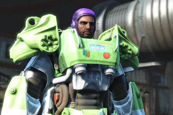 Bethesda says it's working to improve Fallout 4 mod support on PS4