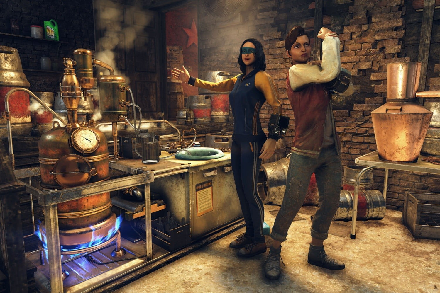 Fallout 76 Brewing Station Will Allow Players to Make Beer and Wine