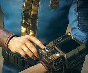 Make friends. To survive the wasteland of 'Fallout 76,' you're gonna need 'em