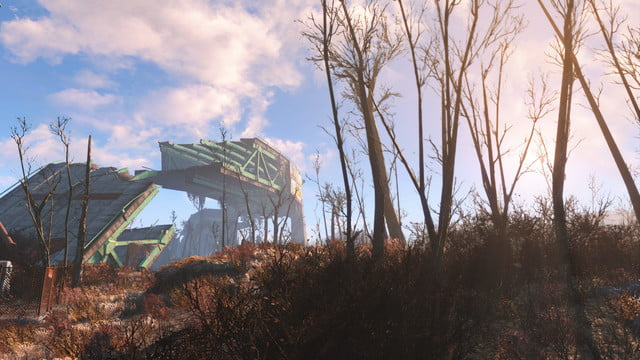 bethesda spoils creation engine improvements ahead of fallout 4 launch fallout4 graph02 2