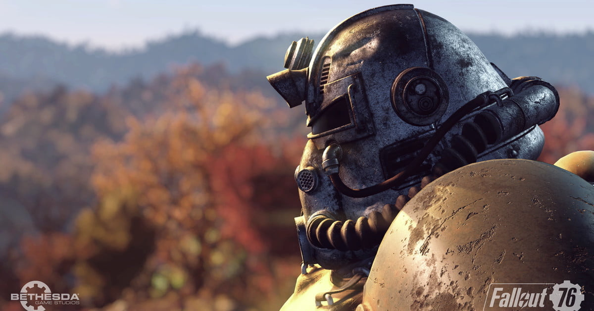 Build anywhere in the wasteland with the 'Fallout 76' mobile CAMP system