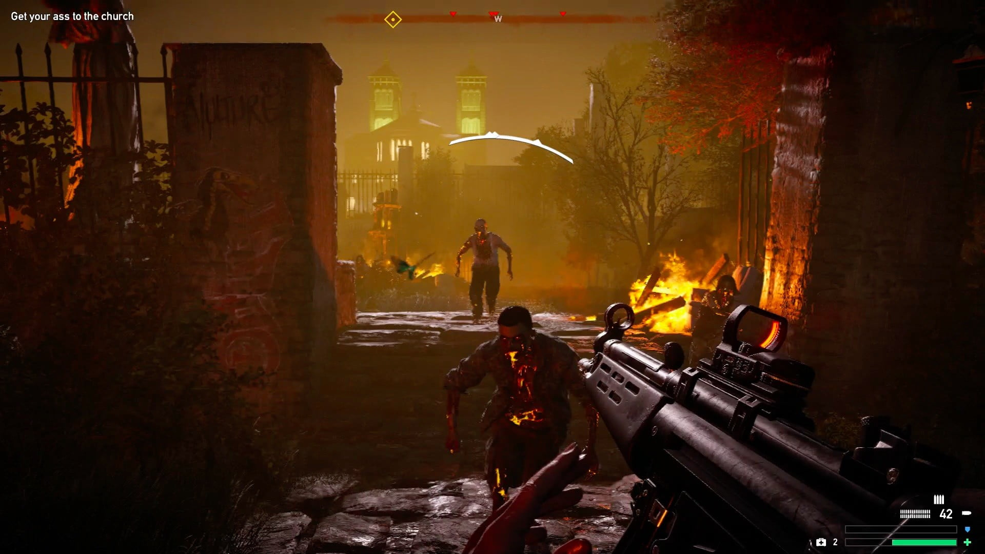 Far Cry 5: Dead Living Zombies' Is Hilariously Forward About its