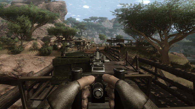 10 Years In, 'Far Cry 2' Is Still The Most Exciting Of The
