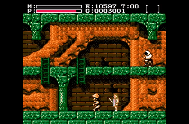 best nes games ever faxanadu screen 2