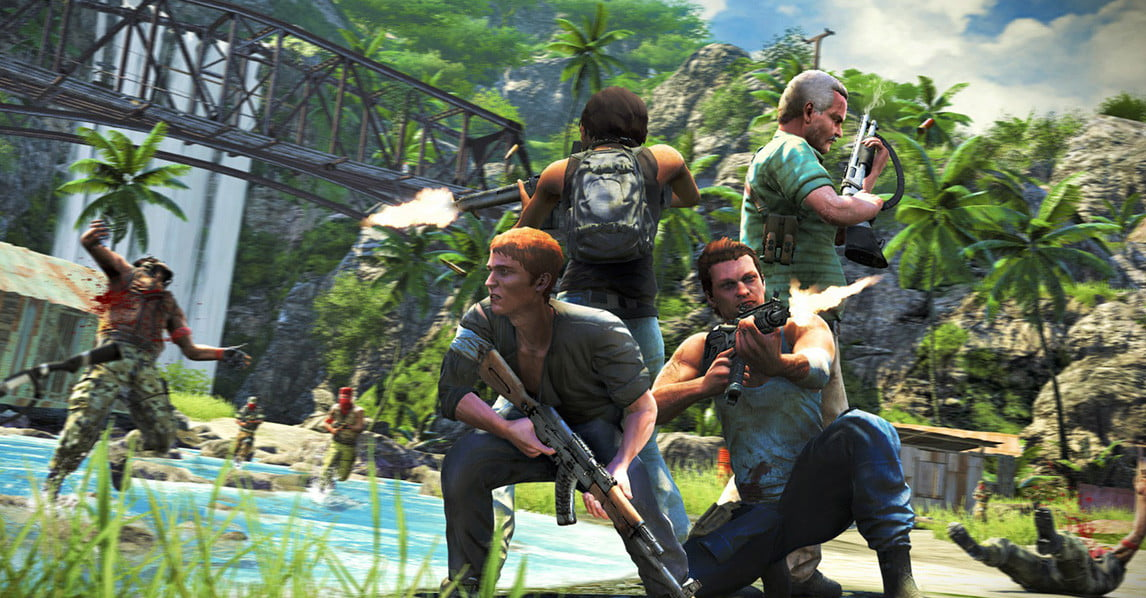 Far Cry 3's High Tides DLC washes ashore on January 15
