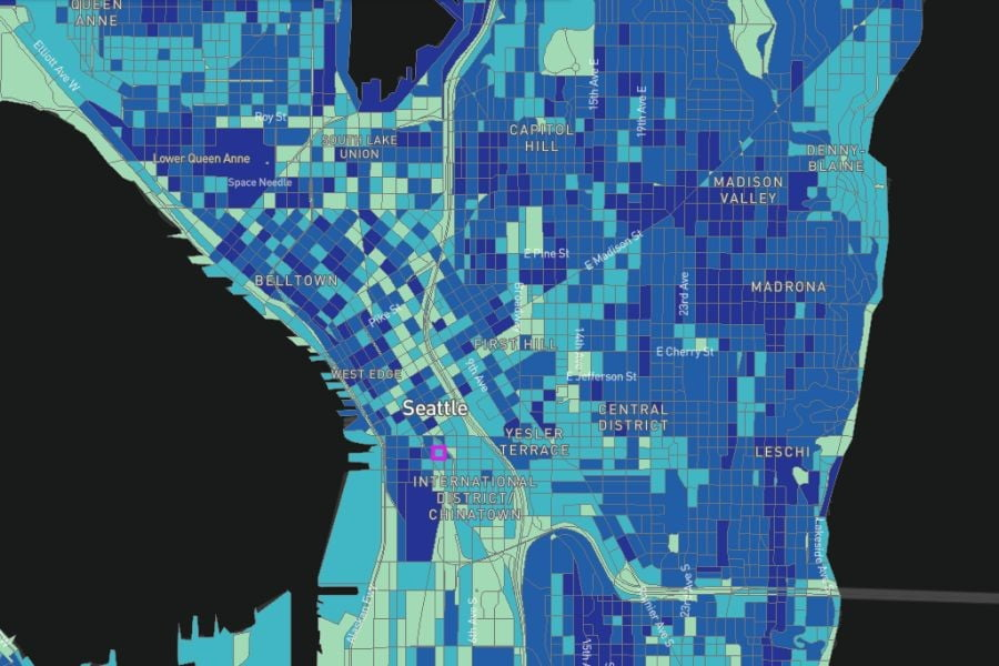 FCC Interactive Map Shows Broadband Coverage at Neighborhood Level on