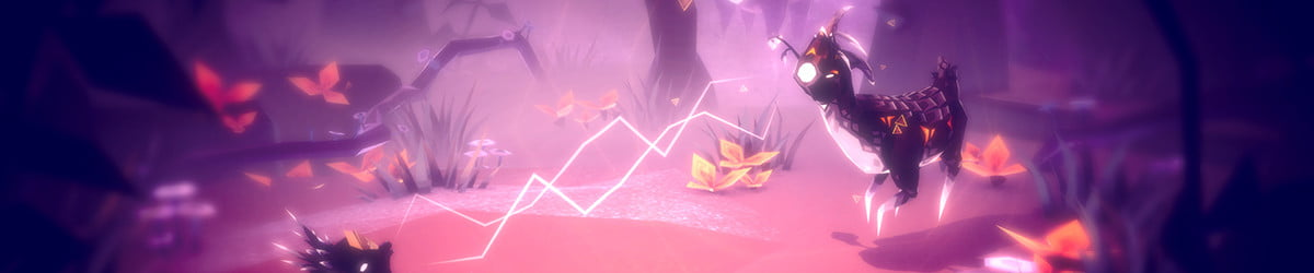 As surreal as it is serene, 'Fe' is a fever dream you can play