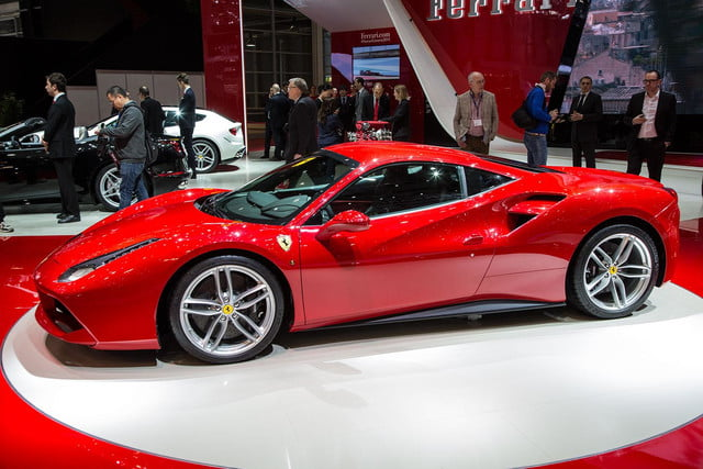 Ferrari 488 Gtb Official Pictures Performance And Specs 1