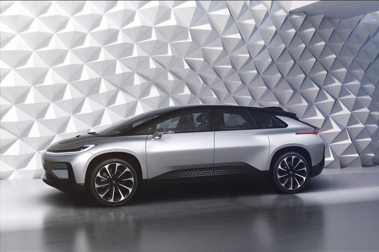 Faraday Future Offers Virtual Tour Of Ff 91 Electric Car Digital Trends