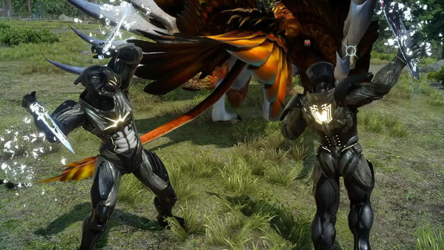 final fantasy xv finally adds exosuits ffsuits01