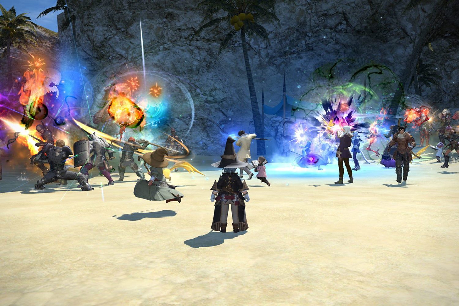 FFXIV: Beginner's Guide - From Kefka to Card Games | Digital Trends