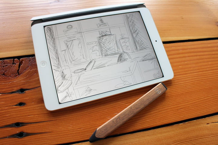 FiftyThree Pencil and Paper sketch