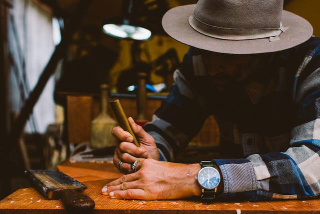 flipping through the manual camp chairs mason jar holsters filson watches s scout watch collection