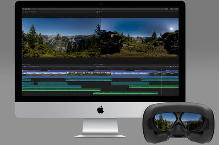 Apple embraces VR video with 360-degree and 8K support for Final Cut Pro X