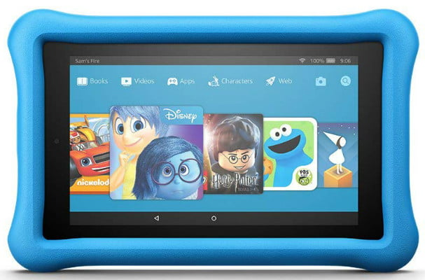 black friday amazon device deals fire 7 kids edition tablet