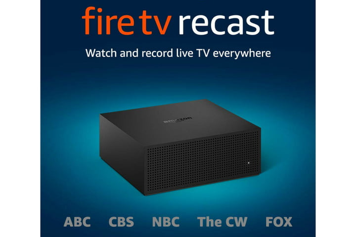 amazon deals fire tablet tv remote recast over the air dvr 1 tb 150 hours