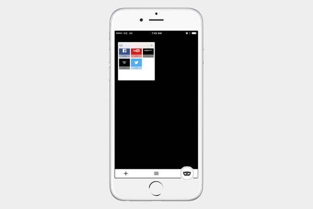firefox ios private browsing