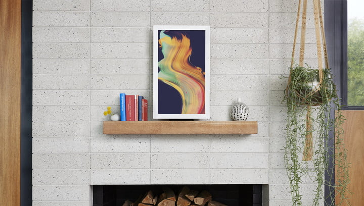 Electric Objects Delivers Artwork to Your Living Room Wall | Digital ...