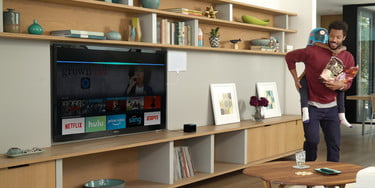 Amazon's Fire TV Cube Gives Your Entire Home Theater the Power of