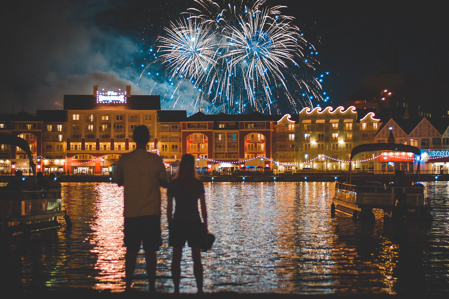 How to Photograph Fireworks photo