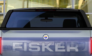 Fisker Plans to Release Electric Pickup Truck With 300-Mile Range in