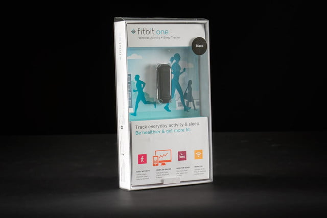 Fitbit One review fitness packaging