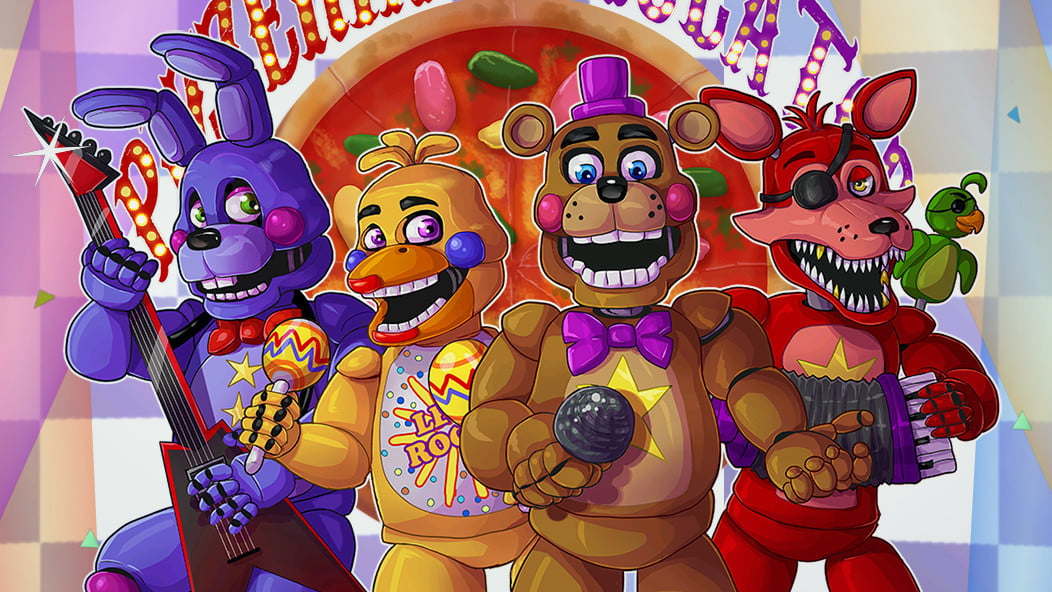Five Nights at Freddy's Sequel Secretly Releases Inside Free Game