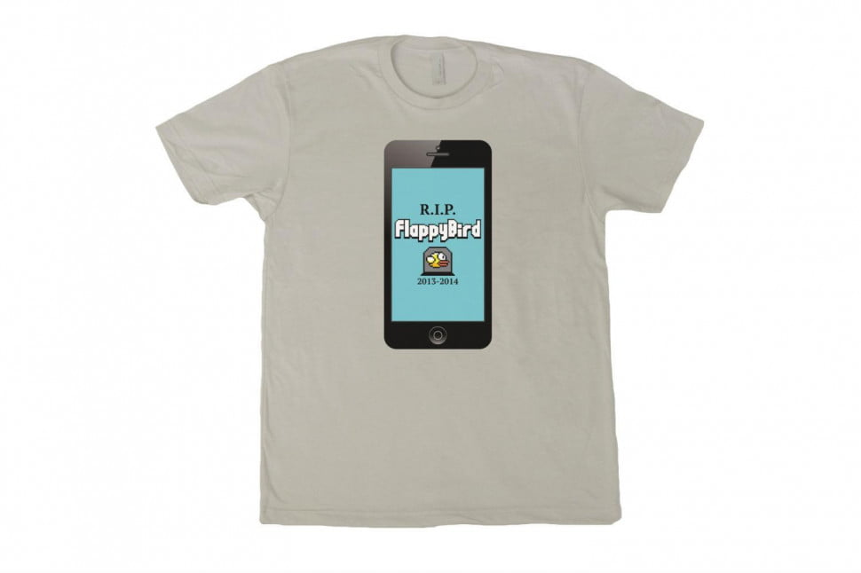 Flappy Bird Shirt