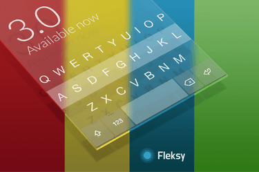 Fleksy Keyboard 3 0 Adds Themes, Talks iOS 8 | Digital Trends