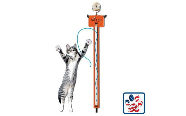 pet gift ideas stocking stuffers christmas fling string cat toy