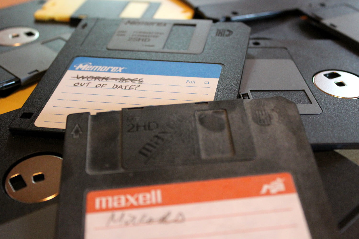 Why The Floppy Disk Is Still Used Today Digital Trends
