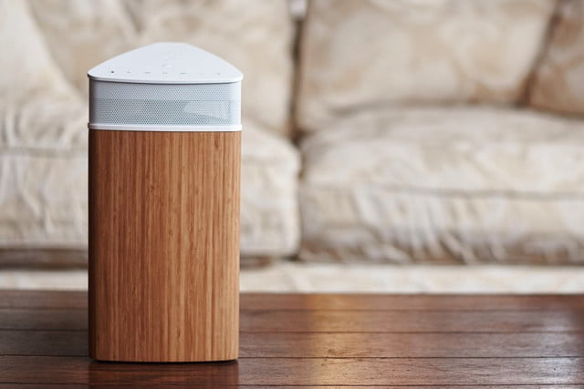 Fluance's Fi20 is a furniture-grade Bluetooth speaker you can take anywhere