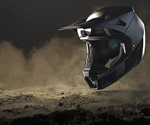 Forget foam. This fluid-filled helmet mimics your brain to protect your head