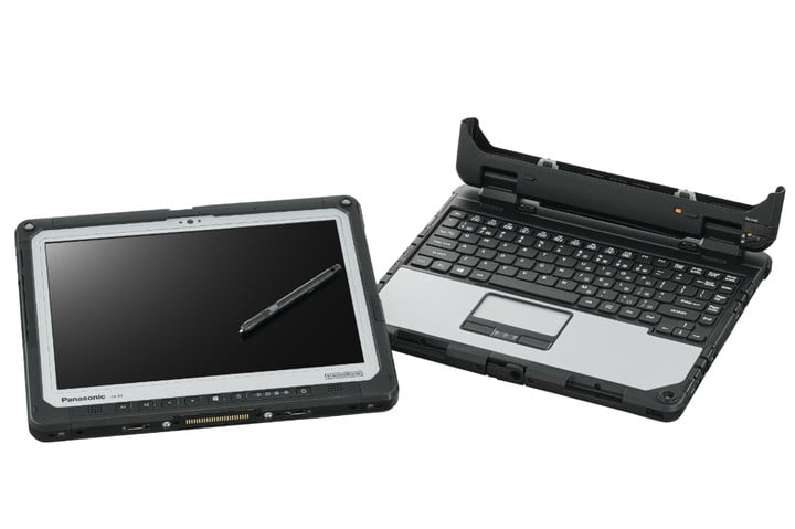 panasonic introduces rugged windows 10 2 in 1 toughbook cd 33 mwc 2017 fm171 separate 02 header