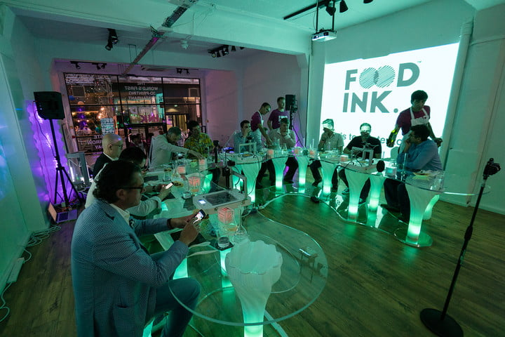 3d food printers how they could change what you eat ink london restaurant 10