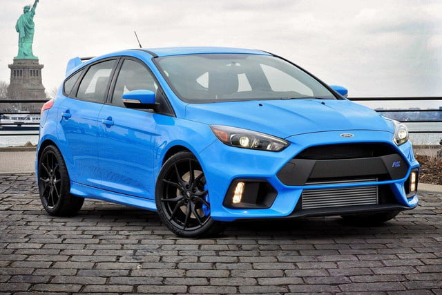 2016 ford focus rs | pricing, performance, specs, news | digital trends