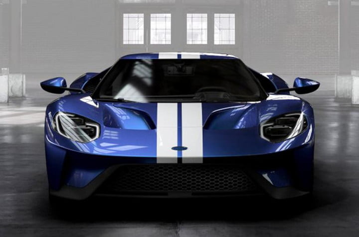 Ford Gt Sold Out