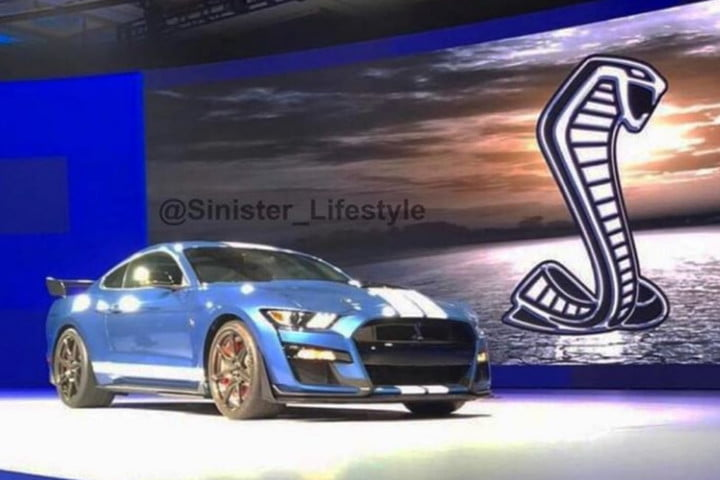 Ford Mustang Shelby GT Confirmed For News Teaser - Car show management software