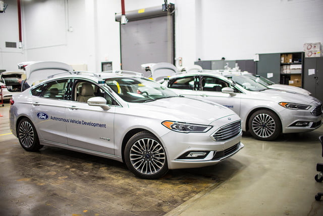 ford fusion hybrid autonomous prototype updates fordfusionself driving 02